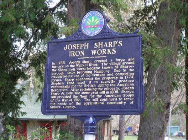 Joseph Sharp Iron Works