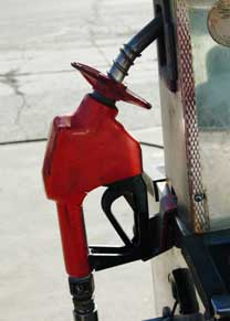 Picture of gas nozzle